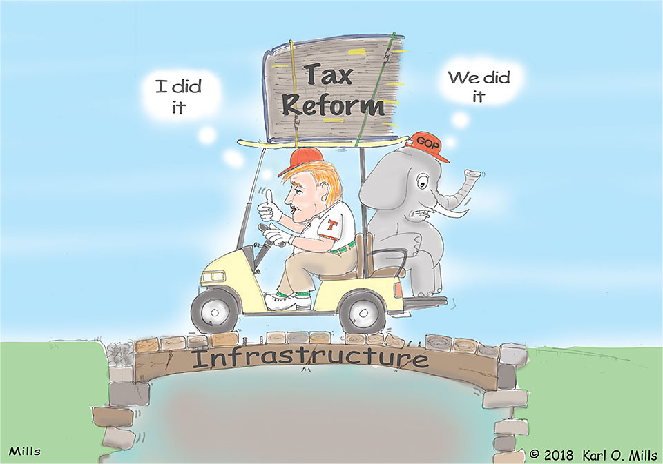 Tax Reform and Infrastructure